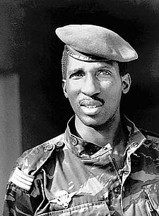 Thomas Sankara