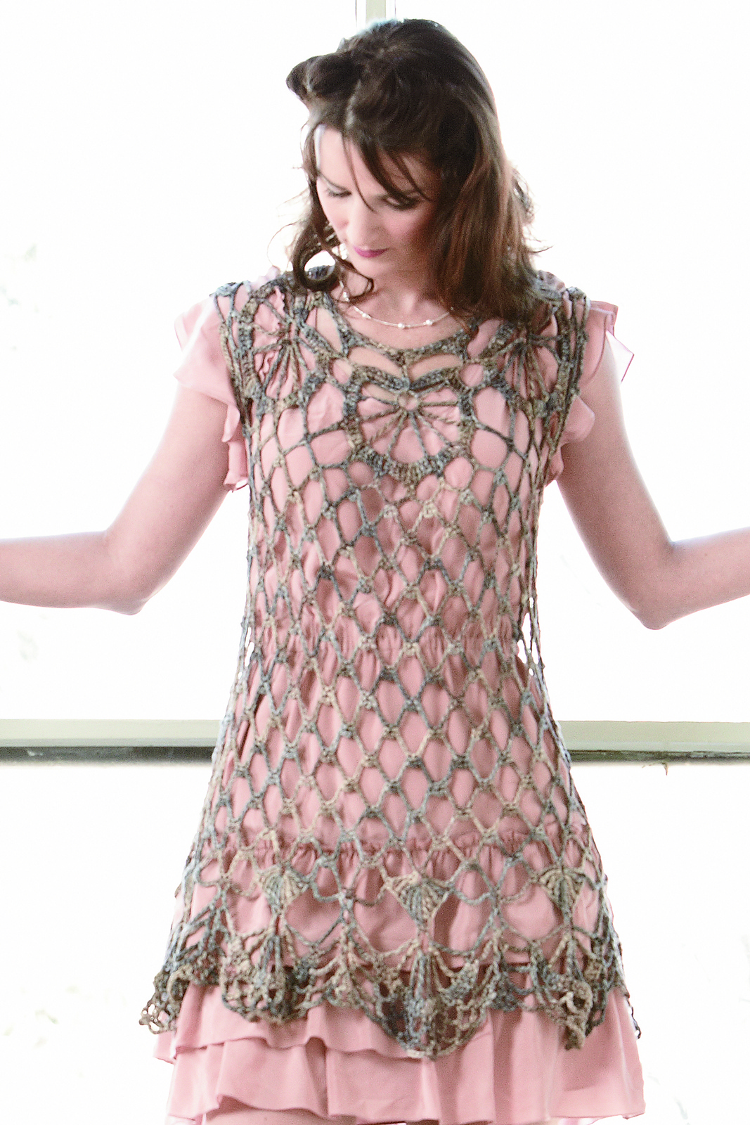 Free Crochet Pattern For Tunic Top : A Pinch of Katy: Crochet Inspiration: Summer Tops