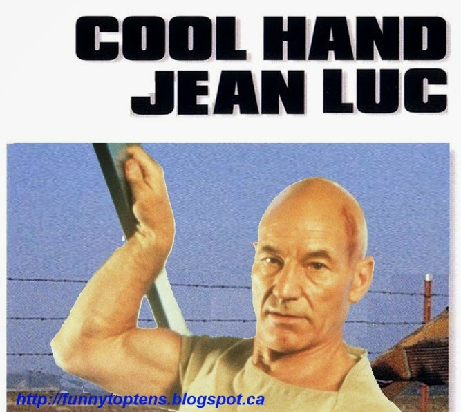 Cool Hand Jean Luc Star Trek Movie Parodies