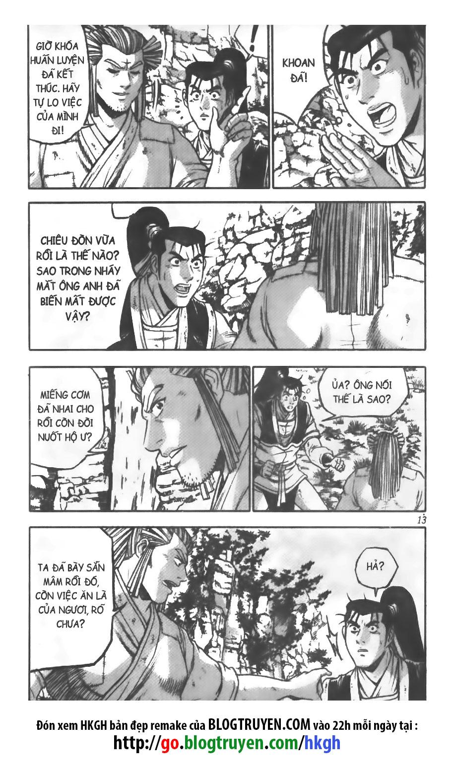 Hiệp Khách Giang Hồ chap 286 Trang 14 - Mangak.info