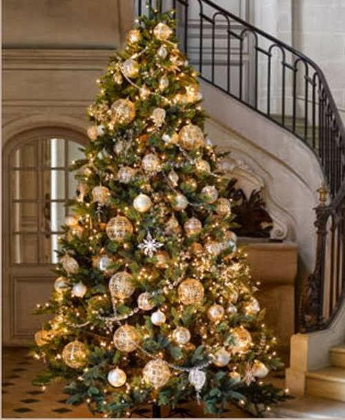Rboles de navidad 2015 imagenes de navidad - Arboles de navidad decorados 2013 ...
