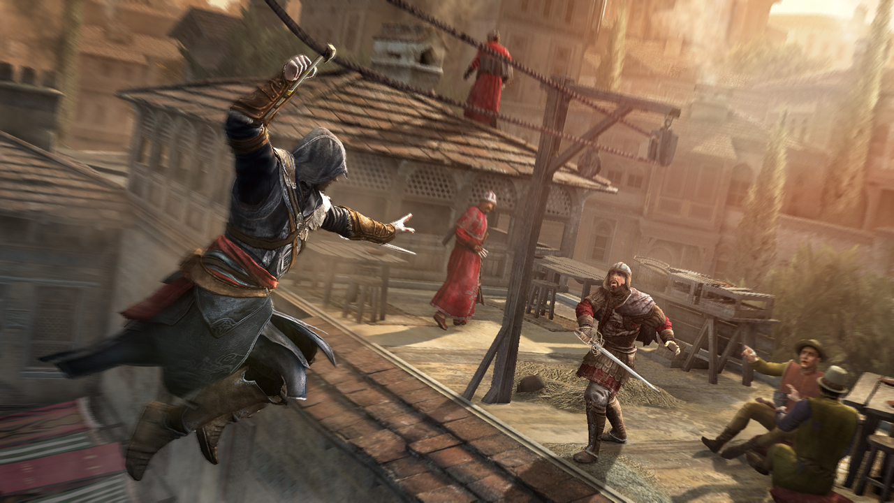 Assassins Creed Revelations PC Game free download