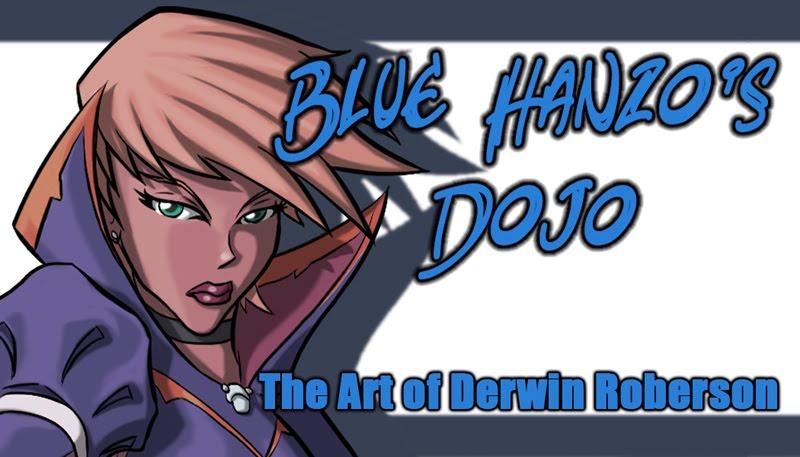 Blue Hanzo's Dojo