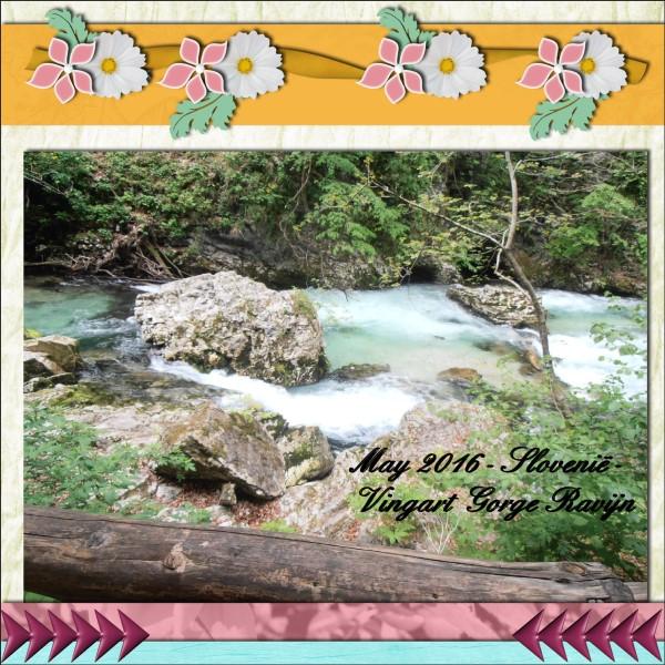 May 2016 - Slovenië - Vingart Gorge Ravin