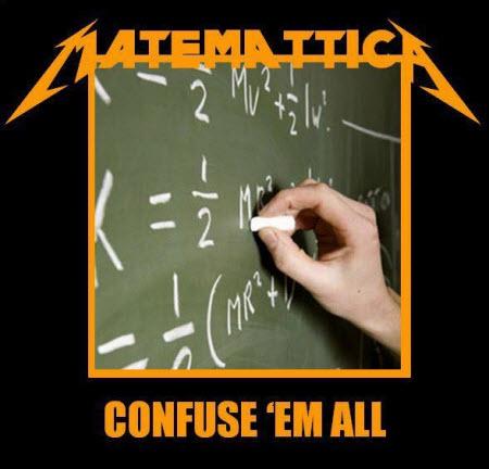 Confuse `em all