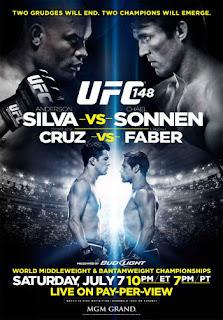 UFC 148 – HDTV + 720p + RMVB