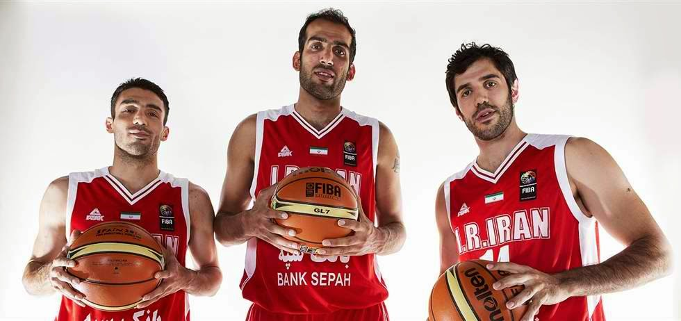 Iran national basketball team free wallpaper download
