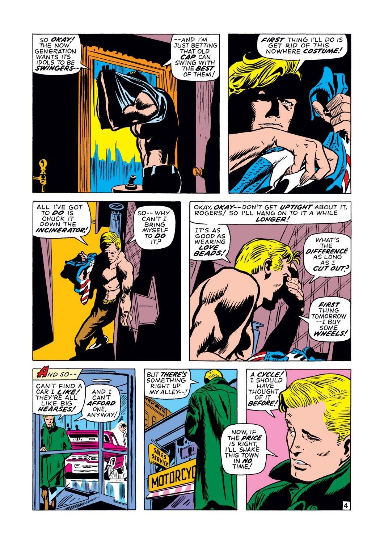 Captain America (1968) Issue #128 #42 - English 5