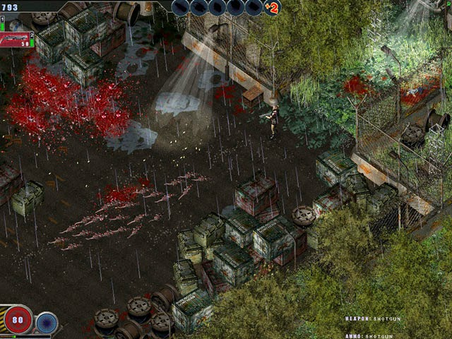 Gratis Unduh Permainan Gratis Zombie Shooter for PC