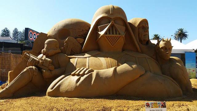 A Cultura Pop invade as areias da Australia no festival Storyland