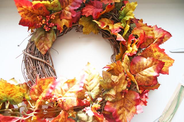 Венок на голову из листьев мастер класс - Ross-plast.ru