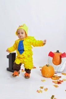 Toddler costume