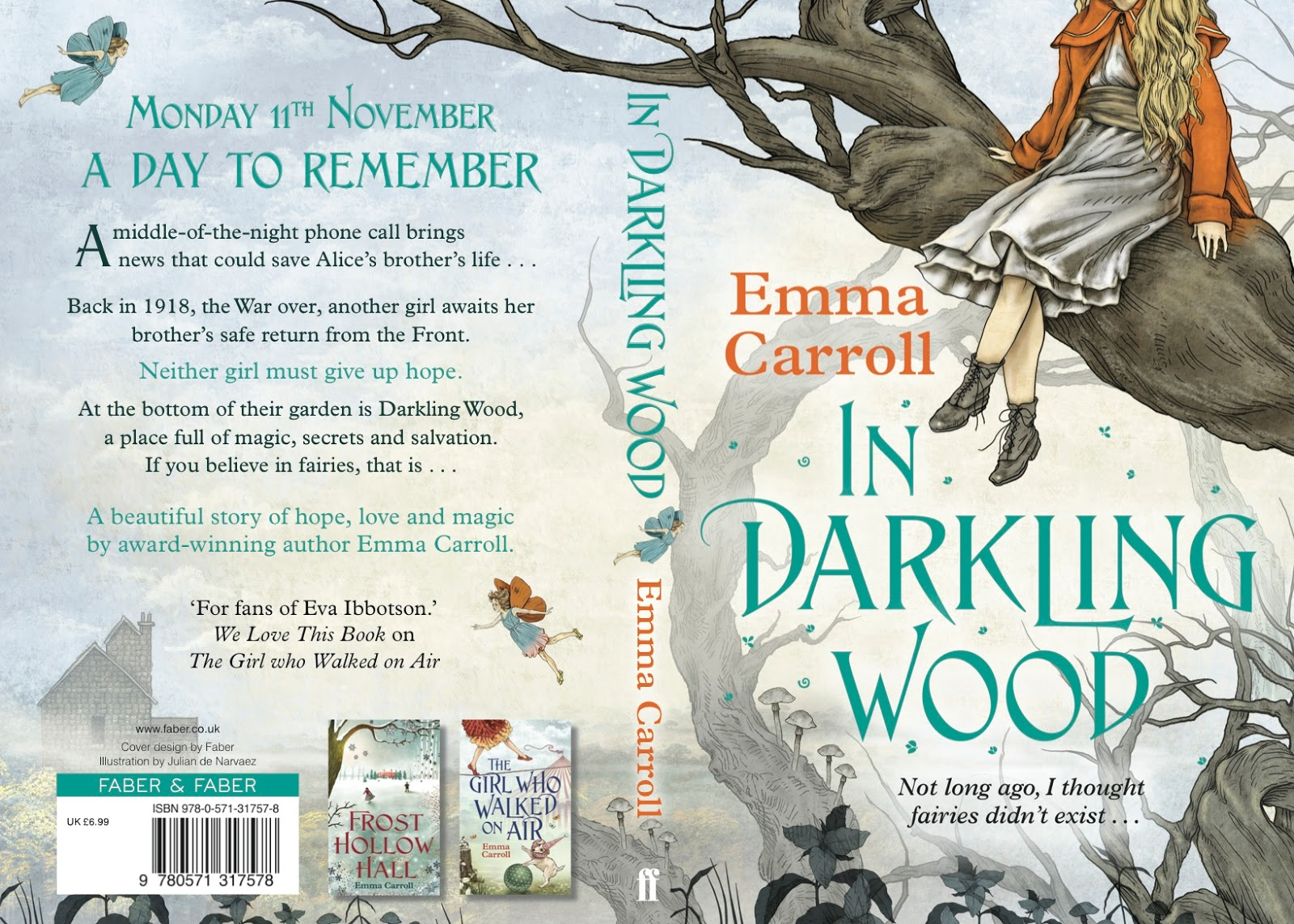 Image result for in darkling wood