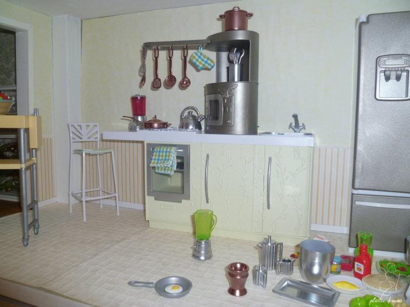 diy cuisine barbie