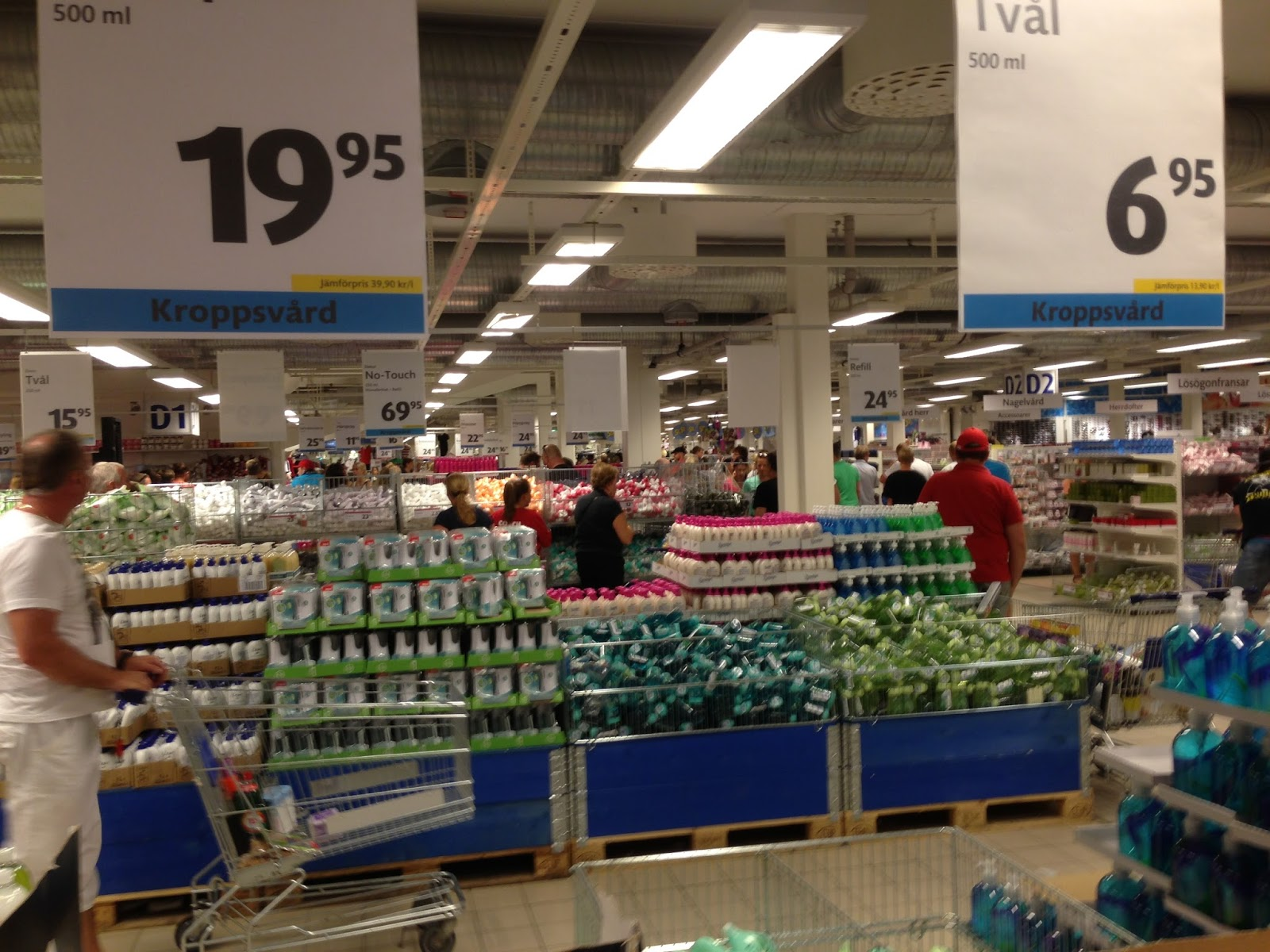 gekås shopping blogg