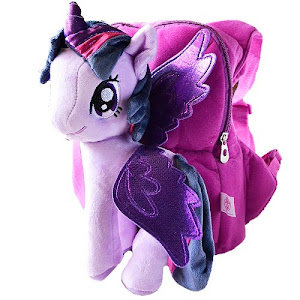 My Little Pony 3D Plush Backpack RM65