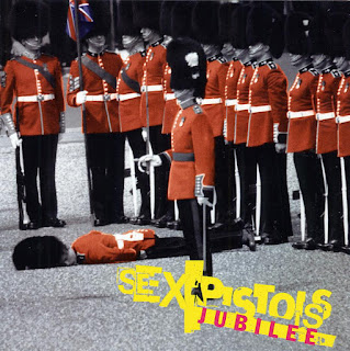 Cover Sex Pistols - Jubilee