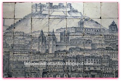 Museu do Azulejo em Lisboa.