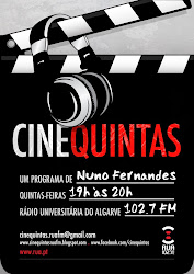 CineQuintas - Rua Fm
