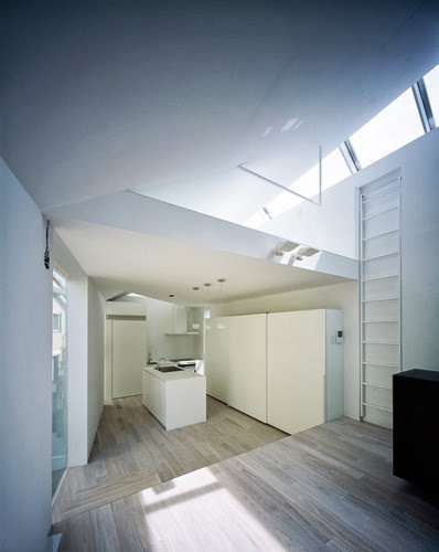 Apollo Architects' residential projects in Tokyo