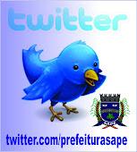 Twitter Oficial - Prefeitura de Sapé