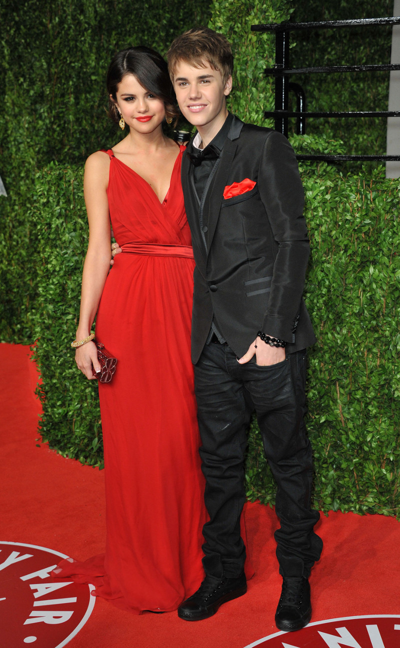 justin bieber and selena gomez wallpapers