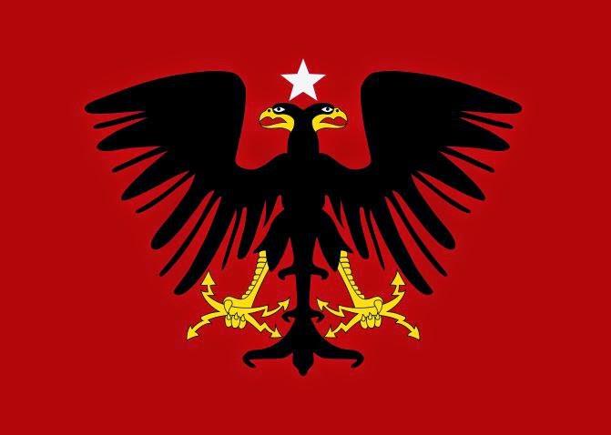 Flag of Albania (1914-1920)