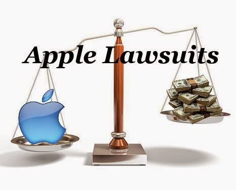 Apple lawsuit wrap-up for October 2014