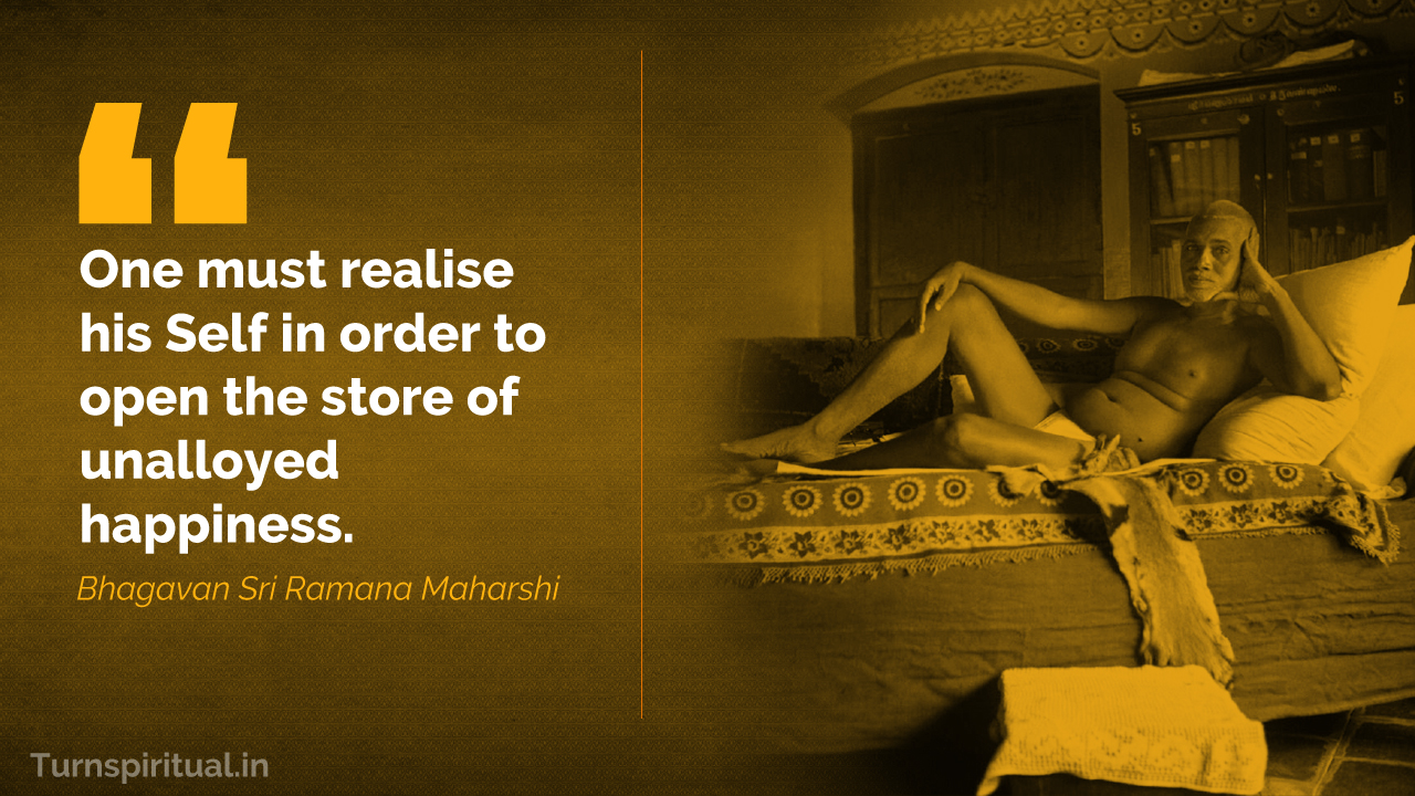 god self and world in teachings of raman maharishi In the spiritual teachings of ramana maharshi alone is self the self itself is god sri ramana when you see the world you have lost hold of the self.