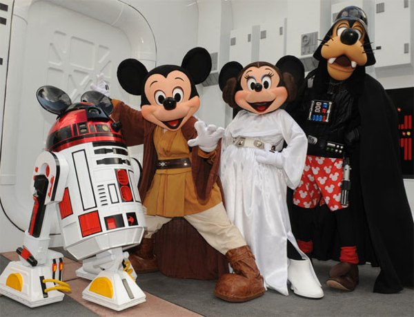 Disney vs Star Wars