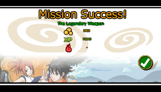 Cheat Ninja Saga Instant Mission Fix