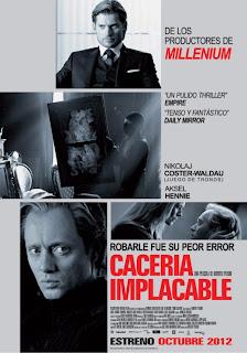 Cacería Implacable / Headhunters Poster