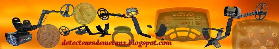 Détecteurs de métaux  : test et vidéos