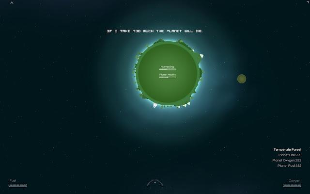 Screenshot of Last Horizon