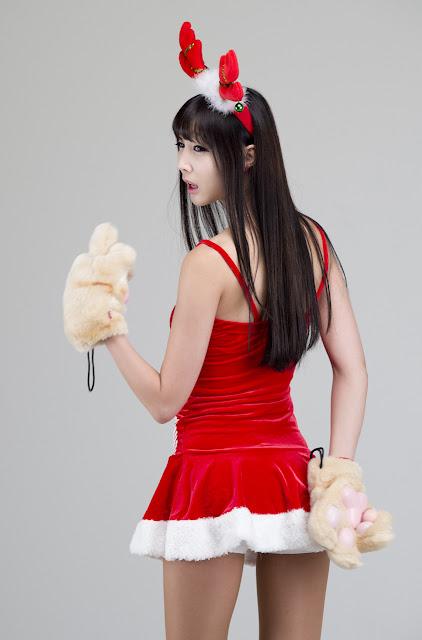 Santa Lee Yoo Eun