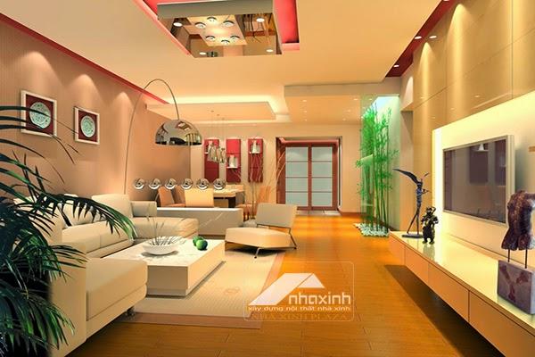 Tổng hợp các kiểu bố trí nội thất phòng khách đẹp