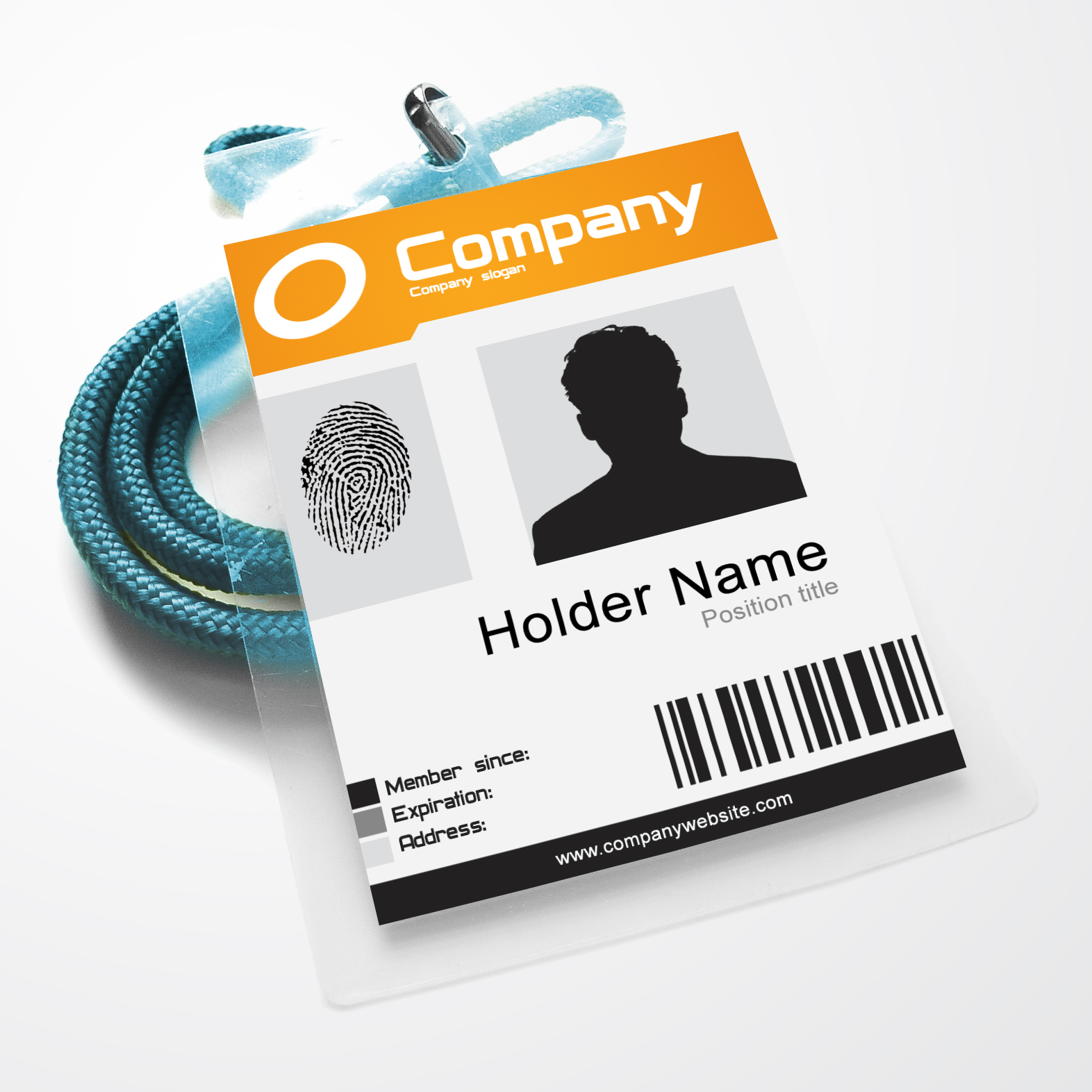 company id template psd - Gecce.tackletarts.co