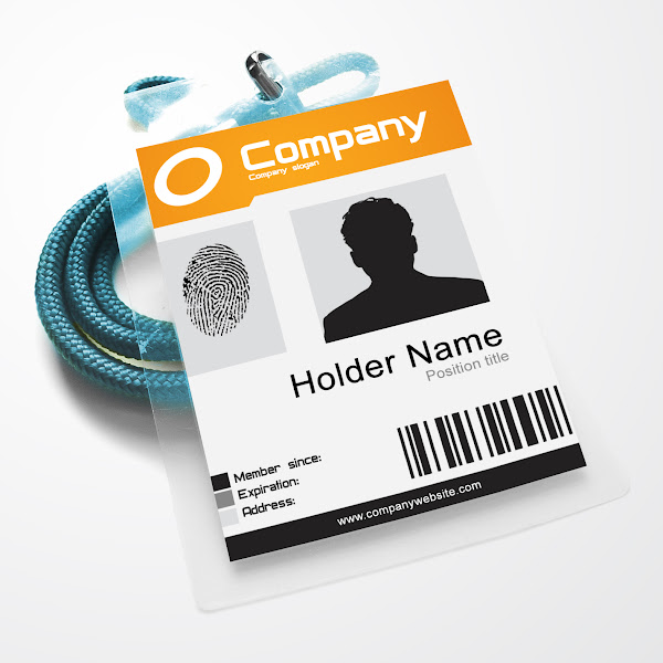 Company ID Template PSD « ColdFireDsgn