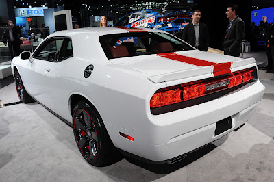 challenger 2013 - dodge sport car