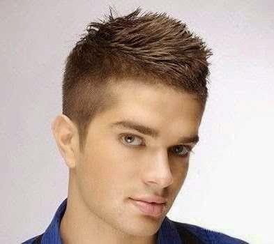 Tren potongan rambut pria terbaru 2015