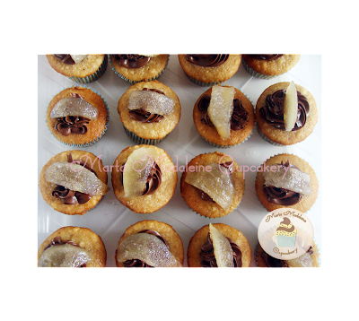 Cupcake_de _Pera_Marta_Madaleine_Cupcakery_II