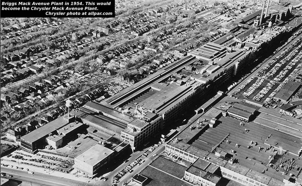 wriston corporation the detroit plant