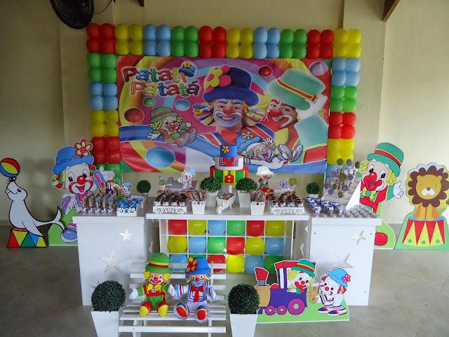 decoracao festa patati patata: de Primeira Viagem: 60 Dicas de Decoração de Festa – Patati Patatá