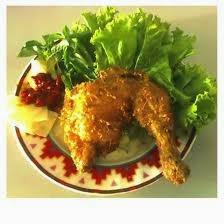 Cara membuat ayam goreng bumbu kuning yang lezat