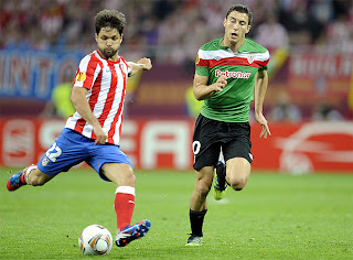 AT MADRID EUROPA LEAGUE 2012