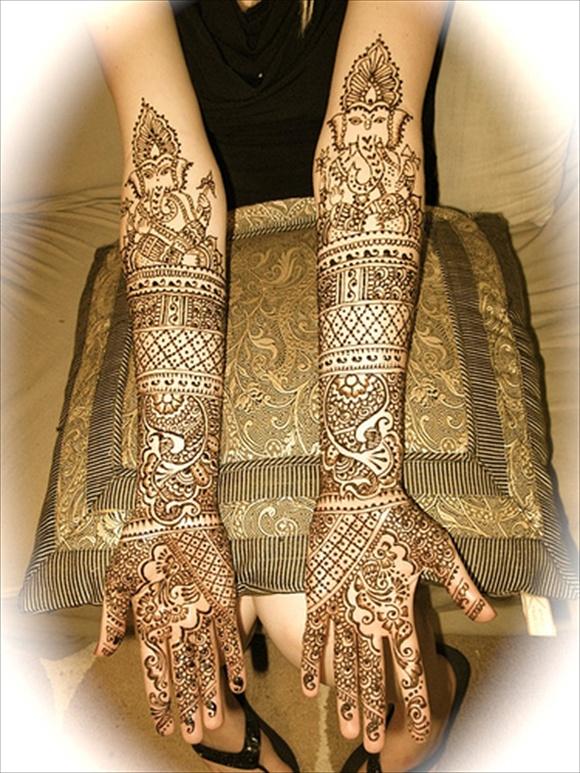 Mehndi Designs For Bride : Best mehndi designs eid collection bridal mehandi