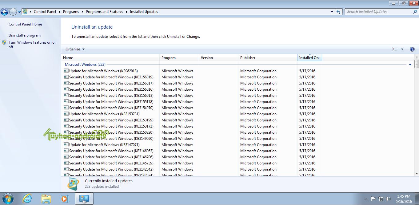 Windows 7 Sp1 x86-x64