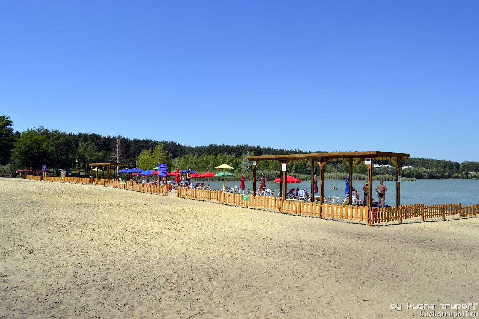 Фото пляжа в лазурном