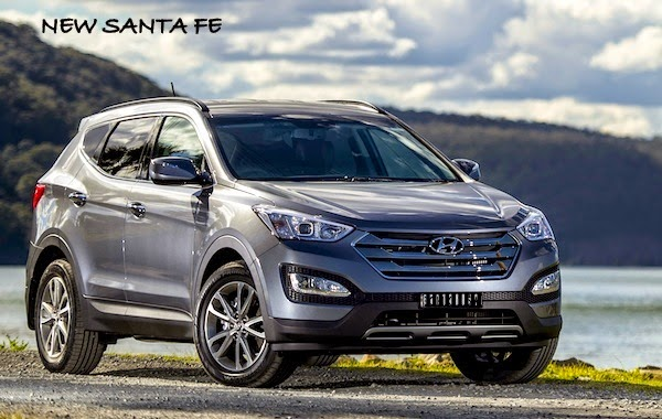 HYUNDAI NEW SANTA FE ~ CITA RASA GLOBAL !!