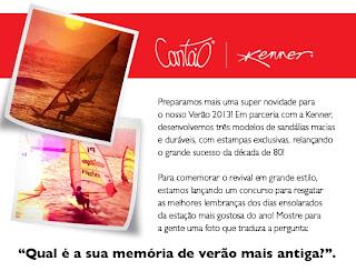 Concurso Cultural Cantão e Kenner